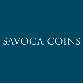 Savoca Coins, Blue | 20th Blue Auction