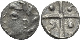 WESTERN EUROPE. Southern Gaul. Volcae-Tectosages (Circa 2nd century BC). Pentobol.