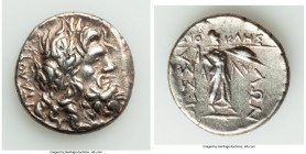 THESSALY. Thessalian League. Ca. 2nd-1st centuries BC. AR stater or double victoriatus (20mm, 6.24 gm, 1h). Choice XF. Italou, Diocles and Ni-, magist...