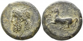 Sicily. Syracuse. Timoleon and the Third Democracy circa 344-317 BC. Dilitron AE