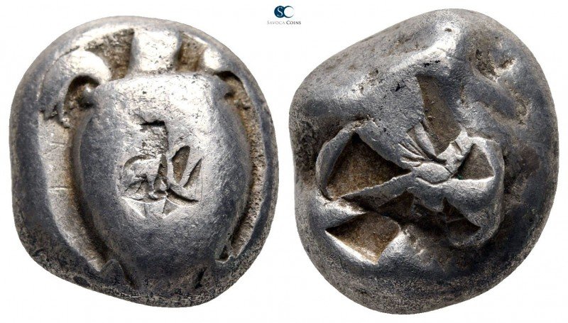 Islands off Attica. Aegina 525-475 BC. 