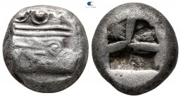 Lycia. Phaselis 530-480 BC. Stater AR