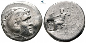Lycia. Possibly Phaselis circa 221-188 BC. Civic issue in the name and types of Alexander III of Macedon. Uncertain date. Tetradrachm AR