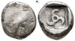 Dynasts of Lycia. Uncertain Dynast circa 500-460 BC. Stater AR