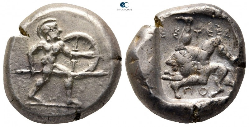Pamphylia. Aspendos 465-440 BC. 