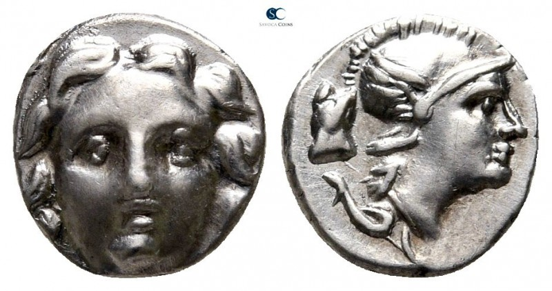 Pisidia. Selge 350-300 BC. 