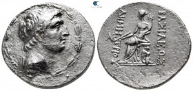 Seleukid Kingdom. Antioch on the Orontes. Demetrios I Soter 162-150 BC. Undated issue, struck circa 162-155/4 BC. Tetradrachm AR