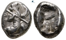 Achaemenid Empire. Sardeis. Time of Darios I to Xerxes II 485-420 BC. Siglos AR