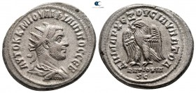 Seleucis and Pieria. Antioch. Philip I Arab AD 244-249. Billon-Tetradrachm
