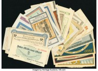 A Large Assortment of Post-World War I Issues from Germany. Very Good or Better.   HID09801242017  © 2020 Heritage Auctions | All Rights Reserved