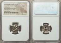 MACEDONIAN KINGDOM. Alexander III the Great (336-323 BC). AR drachm (18mm, 11h). NGC XF. Early posthumous issue of Abydus (?), ca. 310-301 BC. Head of...