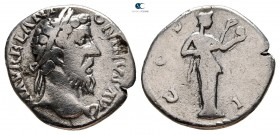 Eastern Europe. Imitation of Marcus Aurelius AD 138-161. Denarius AR