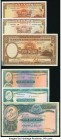 Hong Kong and Shanghai Banking Corporation Group Lot of 6 Examples Very Good or Better.   HID09801242017  © 2020 Heritage Auctions | All Rights Reserv...