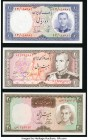 Iran Group Lot of 7 Examples Crisp Uncirculated.   HID09801242017  © 2020 Heritage Auctions | All Rights Reserved