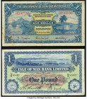 Isle Of Man Isle of Man Bank Limited 1 Pound 1957 Pick 6d Fine-Very Fine; Trinidad and Tobago Government of Trinidad and Tobago 1 Dollar 1939 Pick 5b ...