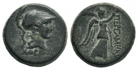 MYSIA. Pergamon. Mid-late 2nd century BC. AE Bronze.  Condition: Very Fine  Weight: 7.85 gr Diameter: 20 mm