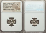 MACEDONIAN KINGDOM. Alexander III the Great (336-323 BC). AR drachm (17mm, 1h). NGC XF. Late lifetime-early posthumous issue of Sardes, ca. 323-319 BC...