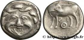 MYSIA – PARION / PARIUM Type : Hemidrachme  Date : c. 300 AC.  Mint name / Town : Parium, Mysie  Metal : silver  Diameter : 12  mm Orientation dies : ...