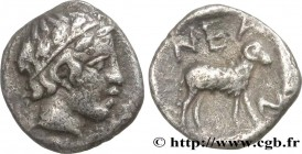 TROAS - NEANDRIA Type : Obole  Date : c. 400-350  Mint name / Town : Néandria, Troade  Metal : silver  Diameter : 9  mm Orientation dies : 9  h. Weigh...
