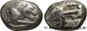 CARIA - ANONYMOUS Type : Statère  Date : c. 520-490  Mint name / Town : Kaunos ou Mylassa  Metal : silver  Diameter : 15,5  mm Weight : 10,99  g. Rari...
