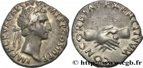 NERVA Type : Denier  Date : 97  Mint name / Town : Rome  Metal : silver  Millesimal fineness : 900  ‰ Diameter : 17  mm Orientation dies : 6  h. Weigh...