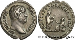 HADRIAN Type : Denier  Date : 136  Mint name / Town : Rome  Metal : silver  Millesimal fineness : 900  ‰ Diameter : 19  mm Orientation dies : 6  h. We...