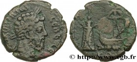 COMMODUS Type : Tétradrachme  Date : an 29  Mint name / Town : Alexandrie, Égypte  Metal : billon  Millesimal fineness : 150  ‰ Diameter : 24  mm Orie...