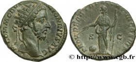 COMMODUS Type : Dupondius  Date : 182  Mint name / Town : Rome  Metal : copper  Diameter : 23,50  mm Orientation dies : 11  h. Weight : 11,79  g. Rari...