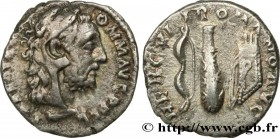 COMMODUS Type : Denier  Date : août - décembre  Date : 192  Mint name / Town : Rome  Metal : silver  Millesimal fineness : 650  ‰ Diameter : 17  mm Or...