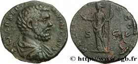 CLODIUS ALBINUS Type : As  Date : 194  Mint name / Town : Rome  Metal : copper  Diameter : 22  mm Orientation dies : 5  h. Weight : 8,13  g. Rarity : ...