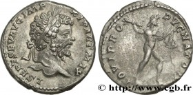 SEPTIMIUS SEVERUS Type : Denier  Date : 199  Mint name / Town : Rome  Metal : silver  Millesimal fineness : 500  ‰ Diameter : 18  mm Orientation dies ...