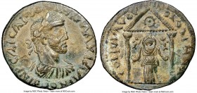 PISIDIA. Olbasa. Maximinus I (AD 235-238). AE (25mm, 12h). NGC XF S, adjusted flan. IMP CAIC AI IVL VER MAXIMINOC A, laureate, draped and cuirassed bu...