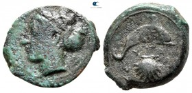 Sicily. Syracuse. Second Democracy 466-405 BC. Litra Æ