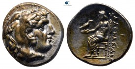 Kings of Macedon. Uncertain mint in Western Asia Minor 323-280 BC. Time of Philip III - Lysimachos circa 323-280 BC. In the name and types of Alexande...
