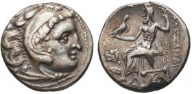 Greek, Kings of Macedon, Alexander III the Great 336-232 BC, AR Drachm,   Condition: Very Fine  Weight: 4.23 gr Diameter: 16 mm
