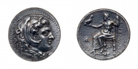 Macedonian Kingdom. Alexander III 'the Great'. Silver Decadrachm (41.34 g), 336-323 BC