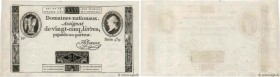 Country : FRANCE  Face Value : 25 Livres  Date : 24 octobre 1792  Period/Province/Bank : Assignats  Catalogue reference : Ass.37a  Additional referenc...