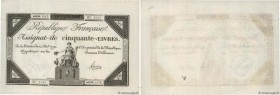 Country : FRANCE  Face Value : 50 Livres  Date : 14 décembre 1792  Period/Province/Bank : Assignats  Catalogue reference : Ass.39a  Alphabet - signatu...