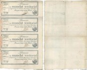 Country : FRANCE  Face Value : 500 Francs avec série Planche  Date : 18 mars 1796  Period/Province/Bank : Assignats  Catalogue reference : Ass.62b-p  ...