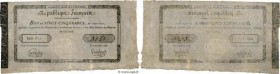 Country : FRANCE  Face Value : 25 Francs  Date : 1799  Period/Province/Bank : Assignats  Catalogue reference : Laf.219  Additional reference : P.A131 ...