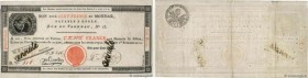 Country : FRANCE  Face Value : 100 Francs Annulé  Date : 23 novembre 1803  Period/Province/Bank : Assignats  Catalogue reference : P..246b  Alphabet -...