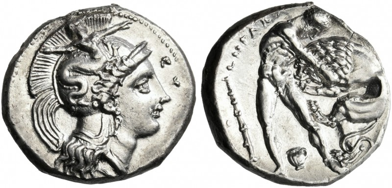 Lucania, Heraclea.