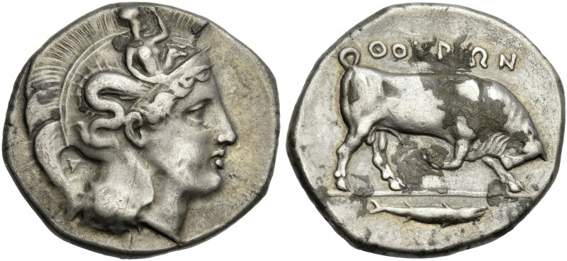 Lucania, Thurium.