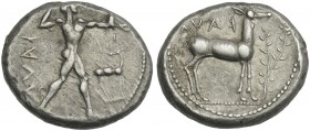 Caulonia. Nomos.