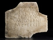 Epigraph of Gelasinus