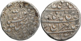 Silver Rupee Coin of Shahjahan of Akbarabad Mint.