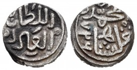 India. Madura Sultanate. Mohammed III ibn Tughluq. 1/3 tankah. 726 H (1325). (Mitchiner-2808). 3,49 g. Choice VF. Est...25,00.