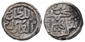 India. Madura Sultanate. Mohammed III ibn Tughluq. 1/3 tankah. 734 H (1333). (Mitchiner-2808). 3,47 g. VF. Est...25,00.