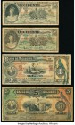 Guatemala Group Lot of 4 Examples Very Good-Fine.   HID09801242017  © 2020 Heritage Auctions | All Rights Reserved