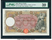 Italy Banca d'Italia 500 Lire 7.2.1928 Pick 51a PMG Very Fine 30.   HID09801242017  © 2020 Heritage Auctions | All Rights Reserved